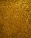 Textura dourada Foto de Stock