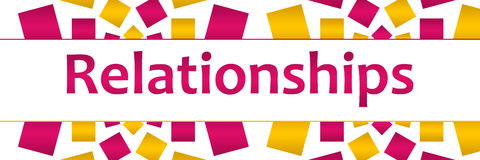 Textura dourada cor-de-rosa dos relacionamentos horizontal Fotografia de Stock Royalty Free