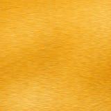Textura dourada do metal ilustração royalty free