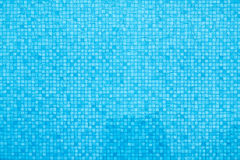 Textura e fundo da água da piscina Fotografia de Stock Royalty Free