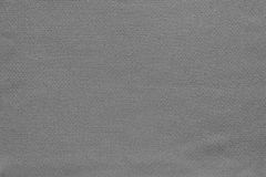 Textura e fundo da cor do cinza do tecido de algodão Foto de Stock