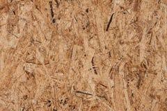 Textura e fundo da madeira compensada Fotografia de Stock