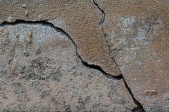 Textura e fundo da parede Foto de Stock Royalty Free
