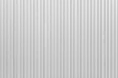 Textura e fundo da parede da placa de metal branco Fotos de Stock Royalty Free