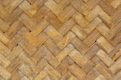 Textura e fundo de bambu Imagens de Stock