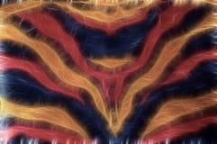 Textura e fundo de listras coloridos de azul, de amarelo e de cor-de-rosa fotos de stock
