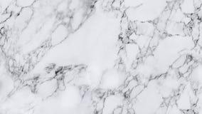 Textura e fundo de mármore brancos Fotografia de Stock Royalty Free