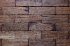 Textura e fundo de madeira do assoalho Imagem de Stock Royalty Free