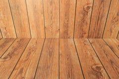 Textura e fundo de madeira naturais Fotografia de Stock