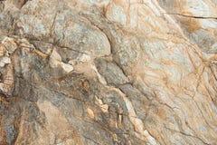 Textura e fundo de pedra ásperos sem emenda Imagens de Stock
