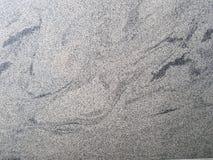 Textura e fundo do granito cinzento fotos de stock royalty free