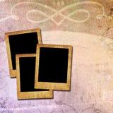 Textura e fundo do grunge do vintage Fotos de Stock
