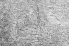 Textura e fundo lustrados do muro de cimento do cimento foto de stock royalty free