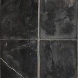 Textura e fundo pretos da parede Fotografia de Stock Royalty Free