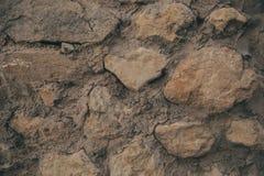 Textura e fundo velhos da parede Fundo da parede para o projeto gráfico Fotografia de Stock