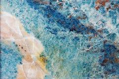 Textura e teste padrão de uma estrutura de pedra Imagem de Stock Royalty Free
