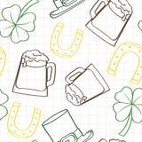 Textura el día de fiesta Ilustración del Vector