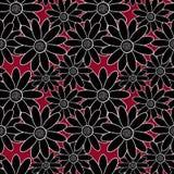 Textura elegante del ornamento abstracto inconsútil del modelo Foto de archivo libre de regalías