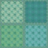 Textura elegante del ornamento abstracto inconsútil del modelo Fotos de archivo libres de regalías