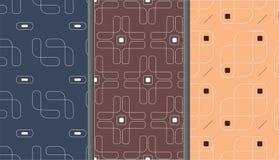 Textura elegante moderna del modelo inconsútil del vector libre illustration