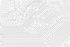 Textura eletrônica gráfica abstrata fotos de stock