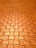 Textura em quadrados pequenos Foto de Stock