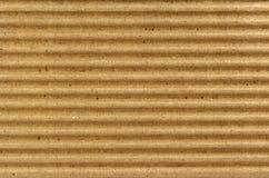 Textura enrugada do cartão Imagem de Stock