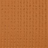 Textura entrelaçada volume de madeira Fotografia de Stock Royalty Free