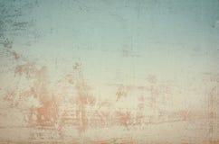 Textura envejecida de la pared Imagen de archivo