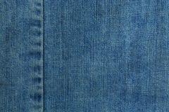Textura envejecida de los tejanos para el fondo Fotografía de archivo