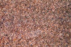 Textura envejecida oxidada roja de la superficie de metal del grunge en mal estado fotos de archivo libres de regalías