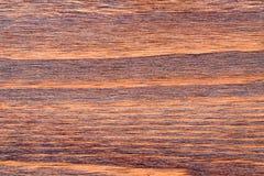 Textura envernizada de madeira de algum artigo da mobília imagens de stock royalty free