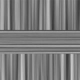 Textura escovada do metal Imagem de Stock