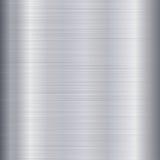 Textura escovada do metal ilustração royalty free