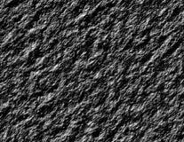 Textura escura da rocha Imagem de Stock