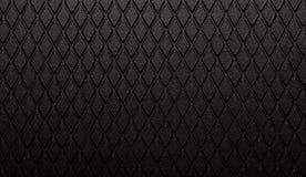 Textura escura de Diamond Rhombus Pattern Plate File do metal imagem de stock