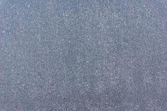 Textura escura de Grey Grainy Stone Wall Closeup fotografia de stock royalty free