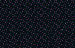 A textura escura do rombo ou do fundo sem emenda dos quadrados, preto verde marrom vermelho do cinza azul tonificou o teste padrã Imagem de Stock