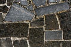 Textura estilizada piedra de la pared Fotos de archivo libres de regalías