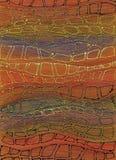 Textura experimental Imagen de archivo libre de regalías