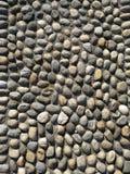 Textura feita das rochas Fotos de Stock