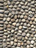 Textura feita das rochas Fotografia de Stock Royalty Free