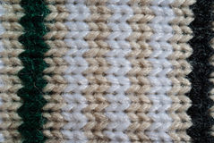Textura feita malha de lãs Imagem de Stock