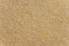 Textura fina da areia Fotografia de Stock