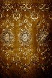 Textura floral Imagens de Stock Royalty Free