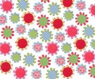 Textura floral Fotos de archivo