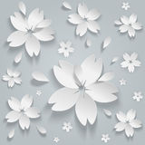 Textura floral Foto de archivo