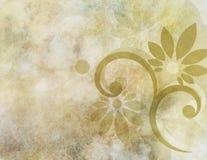 Textura floral ilustração stock