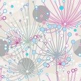 Textura floral bonita Imagem de Stock Royalty Free