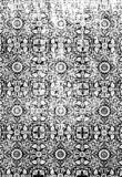 Textura floral de Grunge Imagem de Stock